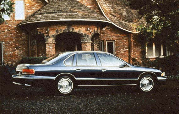 1996 Chevrolet Caprice/Impala Review