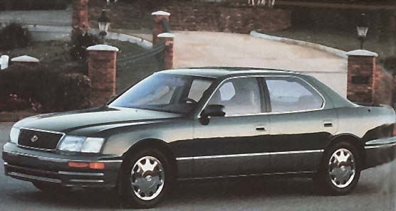 1996 Lexus Ls 400 Review