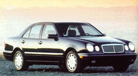 1996 Mercedes-Benz E-Class