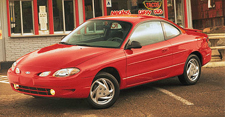 1999 Ford Escort Review