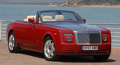 2008 Rolls Royce Phantom Review