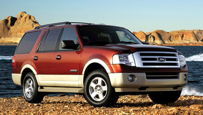 Ford Expedition Eddie Bauer >> 2008 Ford Expedition Review