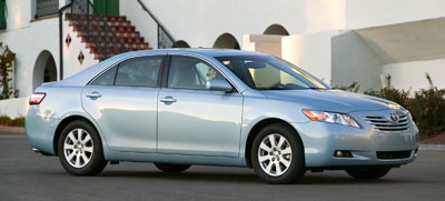 2007 Toyota Camry >> 2008 Toyota Camry Review