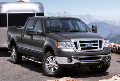 2008 ford f 150 review. Black Bedroom Furniture Sets. Home Design Ideas