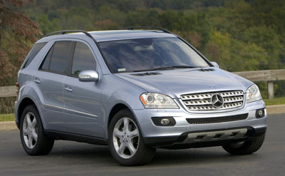 2008 mercedes benz m class review for 2007 mercedes benz suv