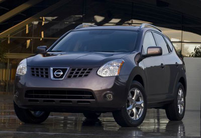 2008 Nissan Rogue Review