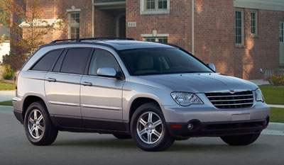 2008 chrysler pacifica review. Black Bedroom Furniture Sets. Home Design Ideas
