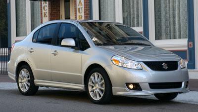 Suzuki Sx Review Hatchback