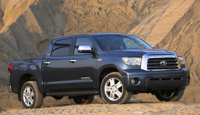 Biggest Ford Truck >> 2008 Toyota Tundra Review