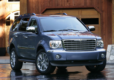 2008 Chrysler Aspen Review
