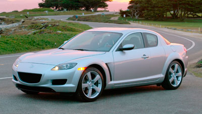 2008 mazda rx 8 review. Black Bedroom Furniture Sets. Home Design Ideas