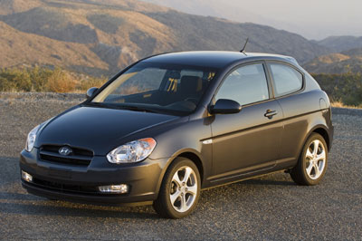 Toyota Corolla Mpg >> 2008 Hyundai Accent Review