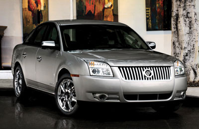 Rover Com Reviews >> 2008 Mercury Sable Review