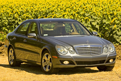 2008 mercedes benz e class review for Mercedes benz e 350 2008
