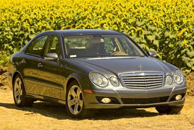 2008 Mercedes Benz E Class Review