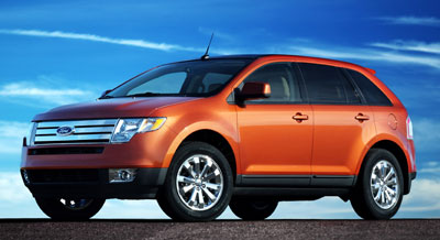 2008 ford edge review. Black Bedroom Furniture Sets. Home Design Ideas