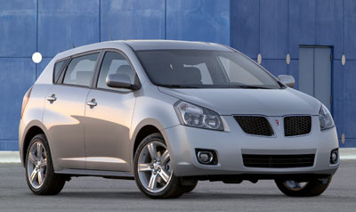 2009 Pontiac Vibe Review
