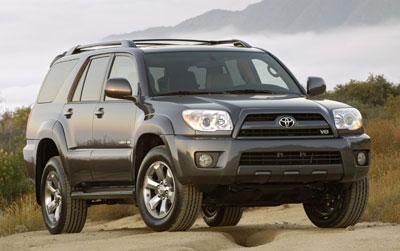 2008 Toyota 4runner Review