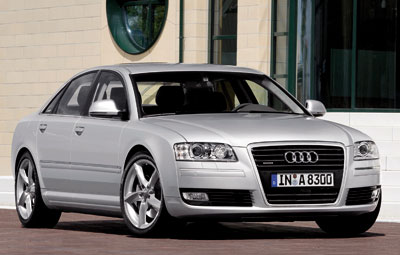 2008 audi a8 review. Black Bedroom Furniture Sets. Home Design Ideas