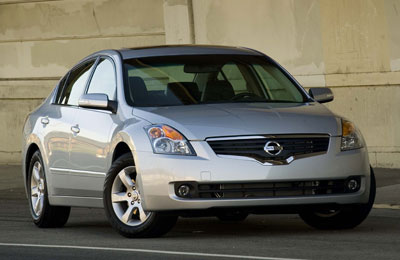 Mid City Nissan >> 2008 Nissan Altima Review