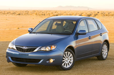 2008 Subaru Impreza Review