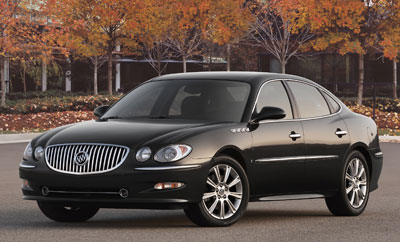 2008 Buick LaCrosse Review