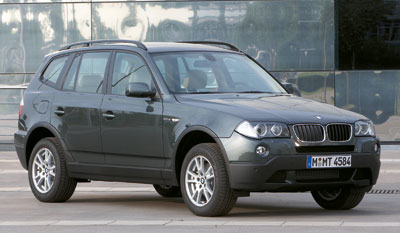 Range Rover Used >> 2008 BMW X3 Review