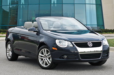 2008 volkswagen eos review. Black Bedroom Furniture Sets. Home Design Ideas