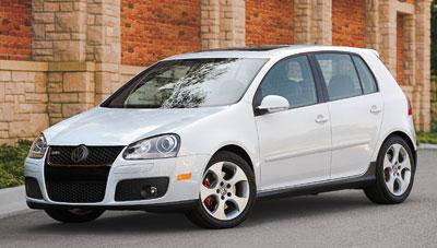 2008 Volkswagen GTI Review