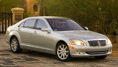 2008 Mercedes Benz S Class Review