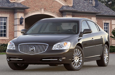 2008 buick lucerne review. Black Bedroom Furniture Sets. Home Design Ideas
