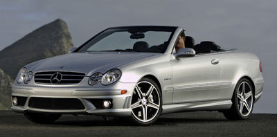 2008 Mercedes Benz Clk Review