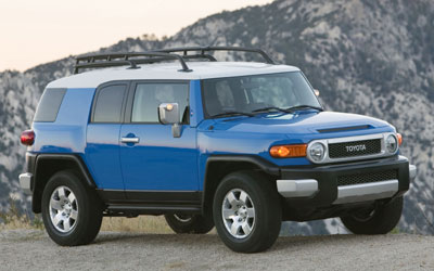 2008 toyota fj cruiser review