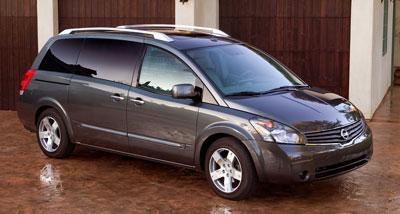 2008 Nissan Quest Review