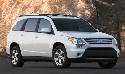 Suzuki Xl Awd Luxury Reviews