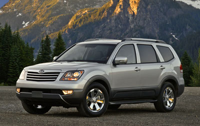 2009 Kia Borrego Review