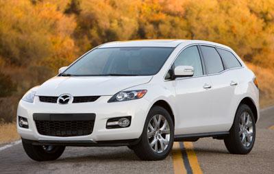 2009 Mazda Cx 7 Review