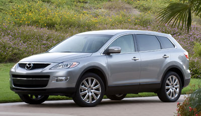 2009 mazda cx 9 review. Black Bedroom Furniture Sets. Home Design Ideas