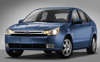 2009 Ford Focus Review