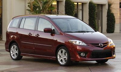 2009 Mazda 5 Review