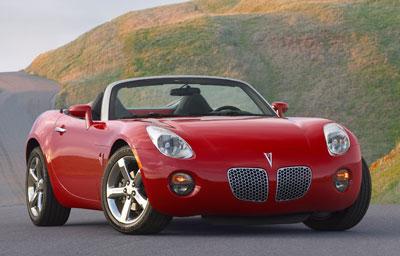 2009 Pontiac Solstice Review