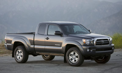 2009 toyota tacoma review. Black Bedroom Furniture Sets. Home Design Ideas