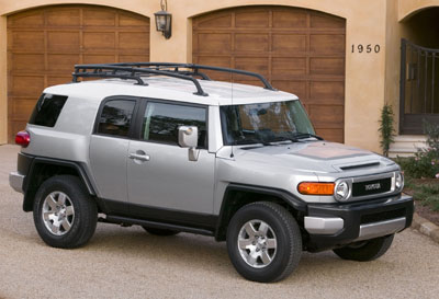 2009 toyota fj cruiser review. Black Bedroom Furniture Sets. Home Design Ideas