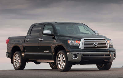 Toyota Tundra Towing Capacity >> 2010 Toyota Tundra Review