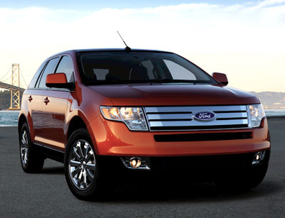 Ford Edge Cargo Space >> 2010 Ford Edge Review
