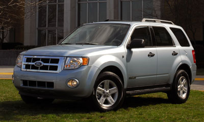 2010 Ford Escape Review