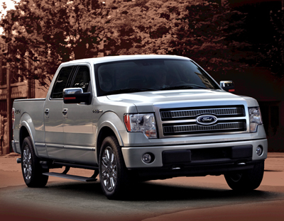 2010 Ford F 150 Review
