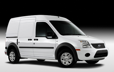 2010 Ford Transit Connect Review