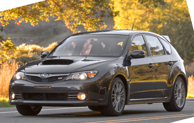 2010 Subaru WRX Review
