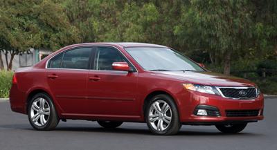 2010 Kia Optima Review
